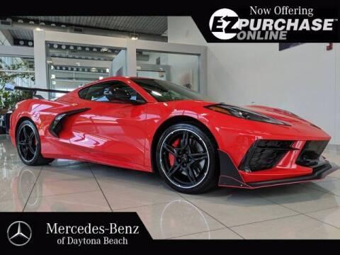 2020 Chevrolet Corvette for sale at Mercedes-Benz of Daytona Beach in Daytona Beach FL