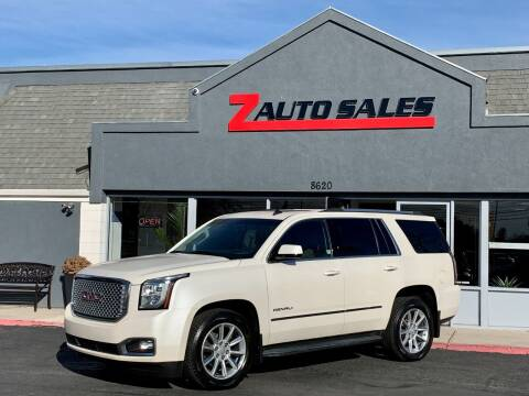 2015 GMC Yukon for sale at Z Auto Sales in Boise ID