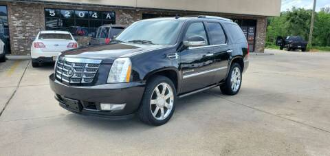 2009 Cadillac Escalade for sale at WHOLESALE AUTO GROUP in Mobile AL