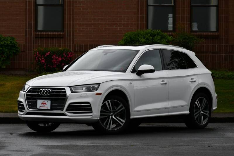 2018 Audi Q5 for sale in Lynnwood, WA