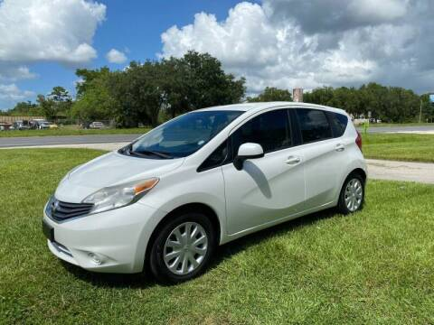 2014 Nissan Versa Note for sale at IMAGINE CARS and MOTORCYCLES in Orlando FL