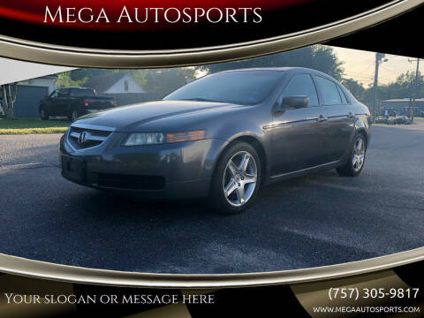 2006 Acura TL for sale at Mega Autosports in Chesapeake VA