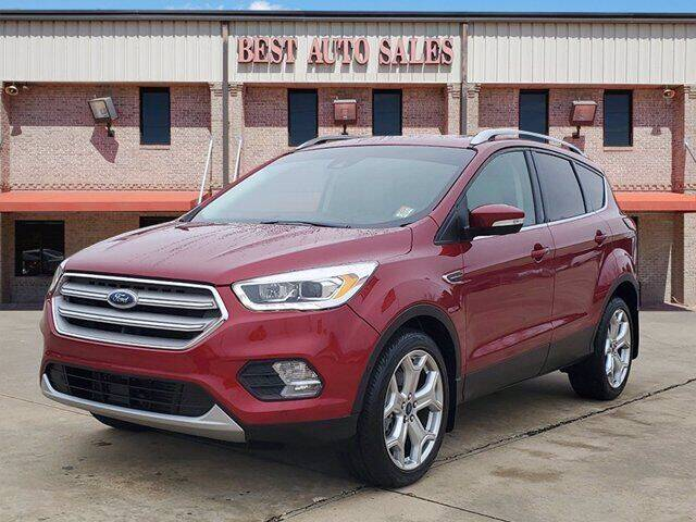 2019 Ford Escape for sale at Best Auto Sales LLC in Auburn AL