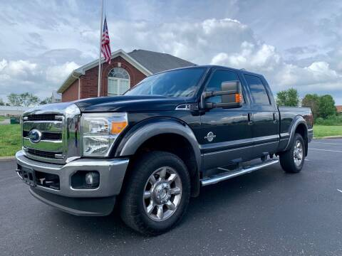 2011 Ford F-250 Super Duty for sale at HillView Motors in Shepherdsville KY