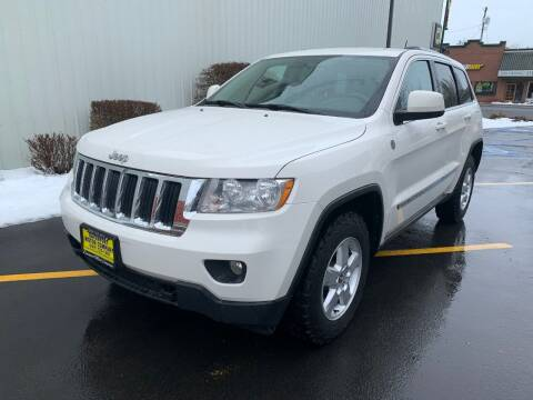 2012 Jeep Grand Cherokee for sale at DAVENPORT MOTOR COMPANY in Davenport WA
