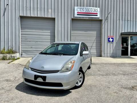 2008 Toyota Prius for sale at CTN MOTORS in Houston TX