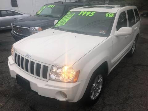 2006 Jeep Grand Cherokee for sale at Washington Auto Repair in Washington NJ