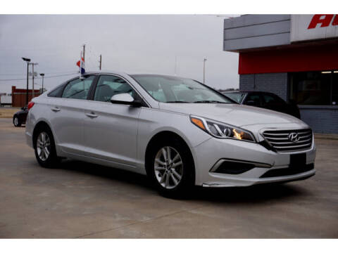 2017 Hyundai Sonata for sale at Sand Springs Auto Source in Sand Springs OK