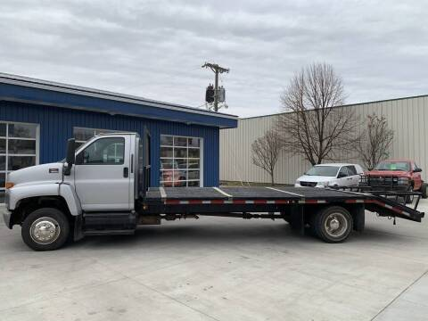 2005 GMC C6500 for sale at Twin City Motors in Grand Forks ND