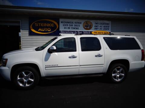 2011 Chevrolet Suburban for sale at STEINKE AUTO INC. - Steinke Auto Inc (South) in Clintonville WI
