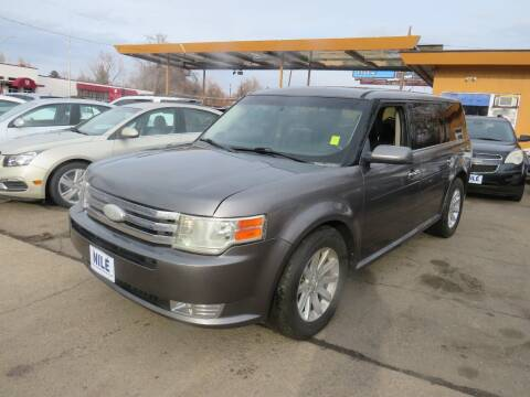 2009 Ford Flex for sale at Nile Auto Sales in Denver CO