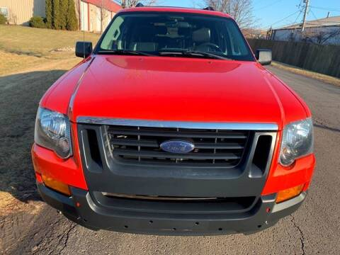 2007 Ford Explorer for sale at Luxury Cars Xchange in Lockport IL