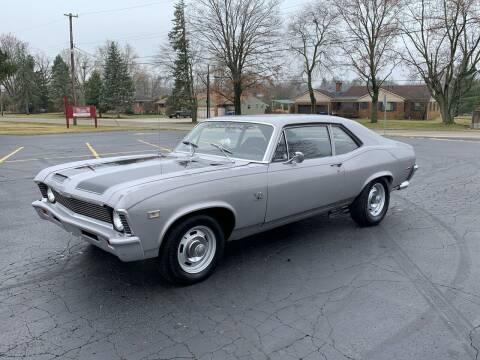 1969 Chevrolet Nova for sale at Dittmar Auto Dealer LLC in Dayton OH