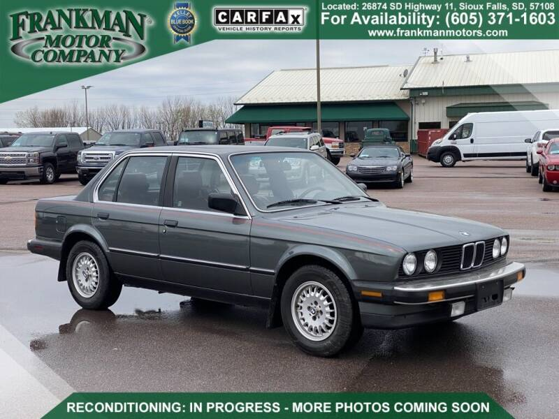 1986 BMW 3 Series for sale in Sioux Falls, SD