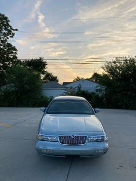 1996 Mercury Grand Marquis for sale at Suburban Auto Sales LLC in Madison Heights MI