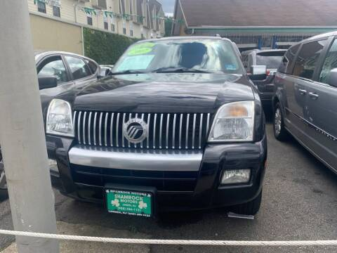2007 Mercury Mountaineer for sale at Park Avenue Auto Lot Inc in Linden NJ