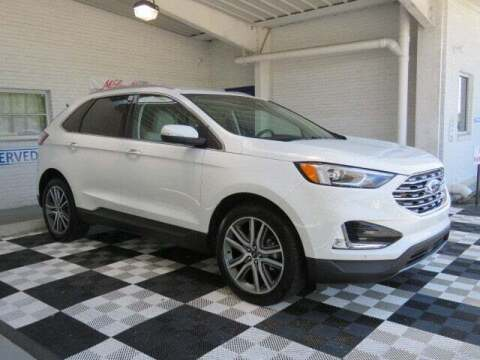 2020 Ford Edge for sale at McLaughlin Ford in Sumter SC