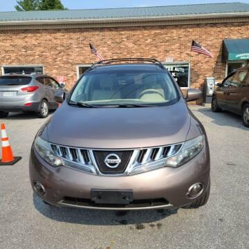 2009 Nissan Murano for sale at Guarantee Auto Galax in Galax VA