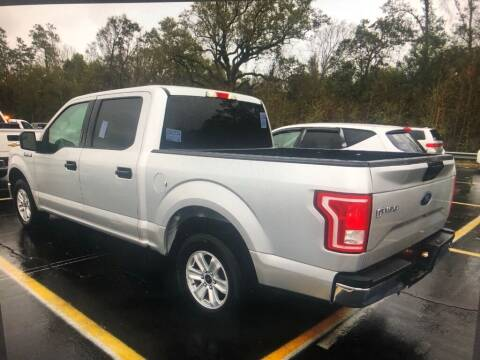 2017 Ford F-150 for sale at Southeast Auto Inc in Baton Rouge LA