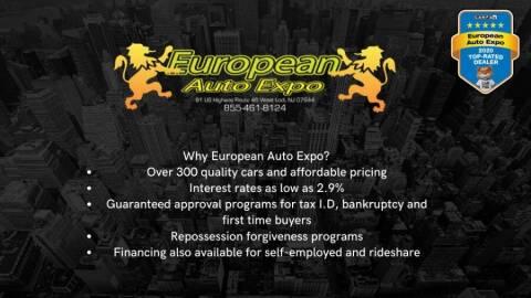 2014 Infiniti QX60 for sale at EUROPEAN AUTO EXPO in Lodi NJ