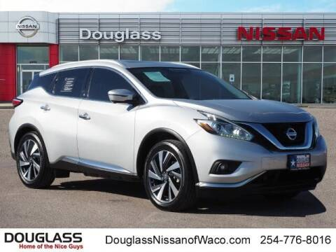 2017 Nissan Murano for sale at Douglass Automotive Group - Douglas Nissan in Waco TX