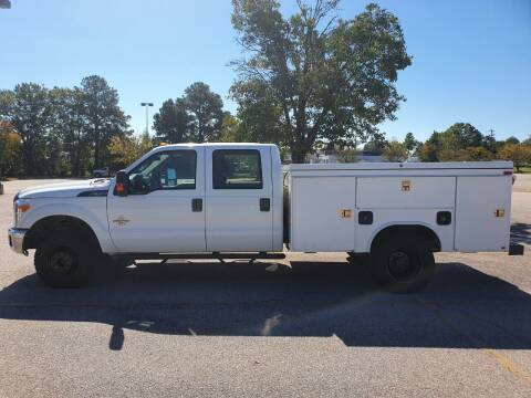 2015 Ford F-350 Super Duty for sale at Econo Auto Sales Inc in Raleigh NC