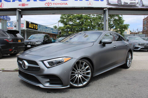 2019 Mercedes-Benz CLS for sale at MIKEY AUTO INC in Hollis NY