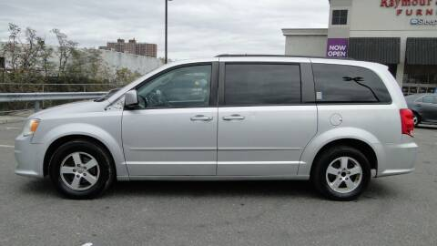2012 Dodge Grand Caravan for sale at AFFORDABLE MOTORS OF BROOKLYN in Brooklyn NY