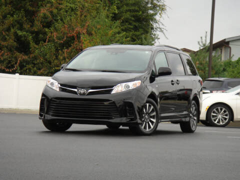 2020 Toyota Sienna for sale at Jack Schmitt Chevrolet Wood River in Wood River IL