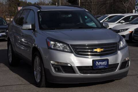 2014 Chevrolet Traverse for sale at Amati Auto Group in Hooksett NH