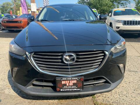 2016 Mazda CX-3 for sale at Best Cars R Us in Plainfield NJ