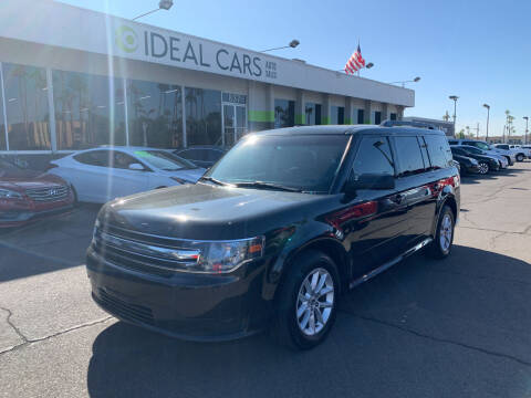 2014 Ford Flex for sale at Ideal Cars in Mesa AZ