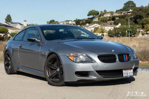2007 BMW M6 for sale at 415 Motorsports in San Rafael CA