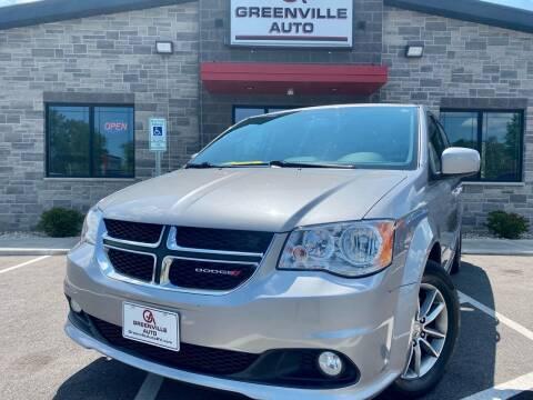 2015 Dodge Grand Caravan for sale at GREENVILLE AUTO in Greenville WI