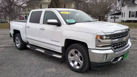 2017 Chevrolet Silverado 1500 for sale at Unzen Motors in Milbank SD
