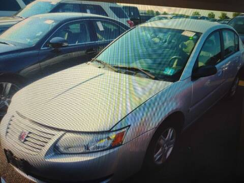 2007 Saturn Ion for sale at Brick City Affordable Cars in Newark NJ