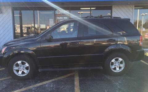 2006 Kia Sorento for sale at Good Cars 4 Nice People in Omaha NE