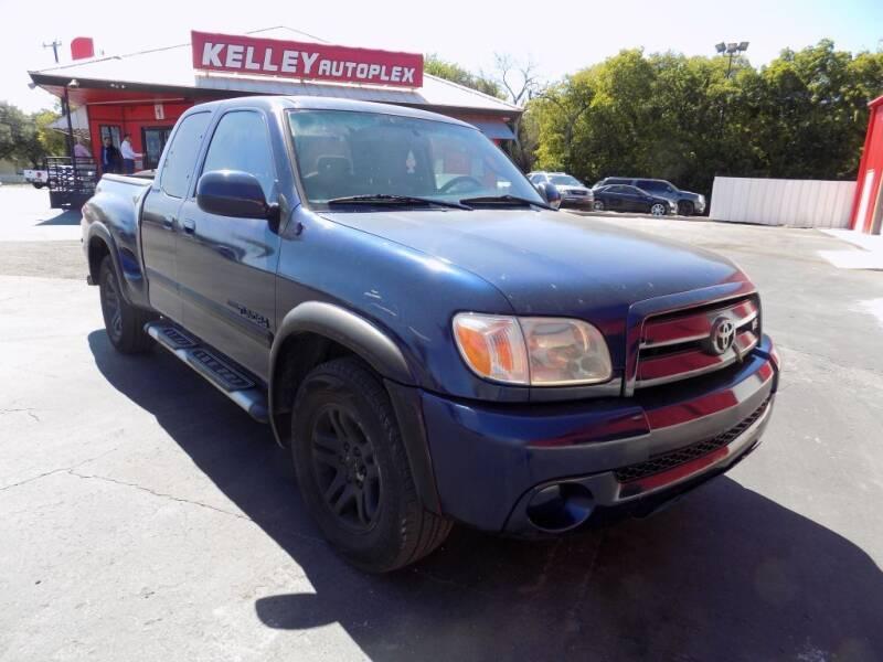 2005 Toyota Tundra for sale at Kelley Autoplex in San Antonio TX