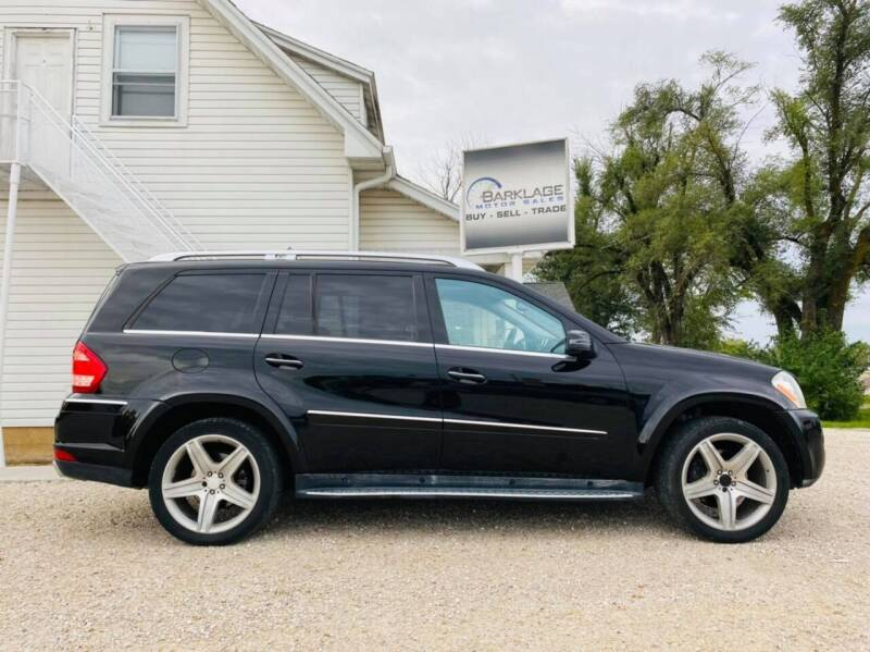 2012 Mercedes-Benz GL-Class for sale at BARKLAGE MOTOR SALES in Eldon MO