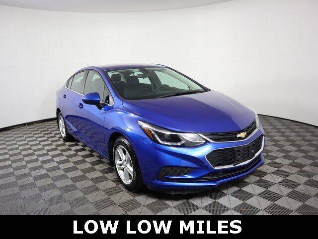 2018 Chevrolet Cruze for sale in Alliance, OH