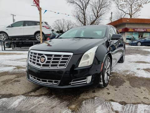2014 Cadillac XTS for sale at Lamarina Auto Sales in Dearborn Heights MI