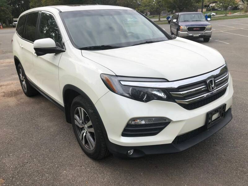 2016 Honda Pilot for sale at Pinnacle Automotive Group in Roselle NJ