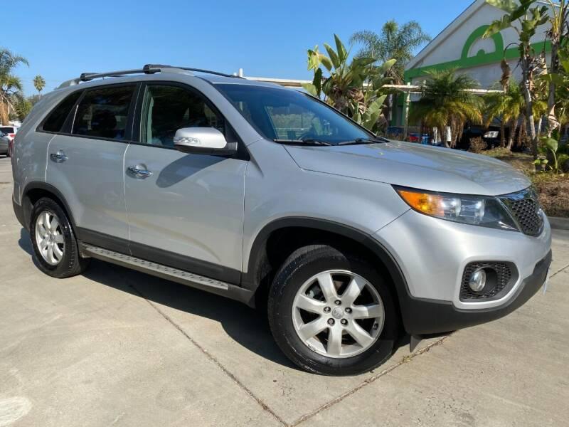 2013 Kia Sorento for sale at Luxury Auto Lounge in Costa Mesa CA
