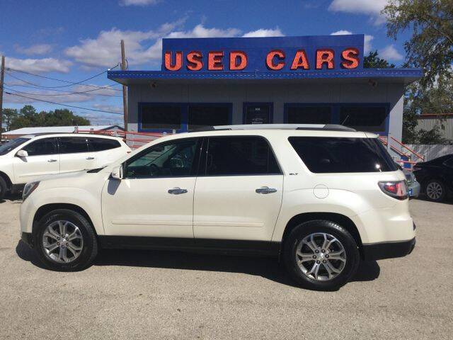 2014 GMC Acadia for sale at Your Car Store in Conroe TX