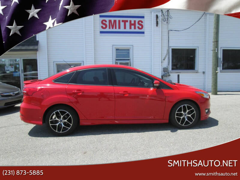 2016 Ford Focus for sale at SmithsAuto.net in Hart MI