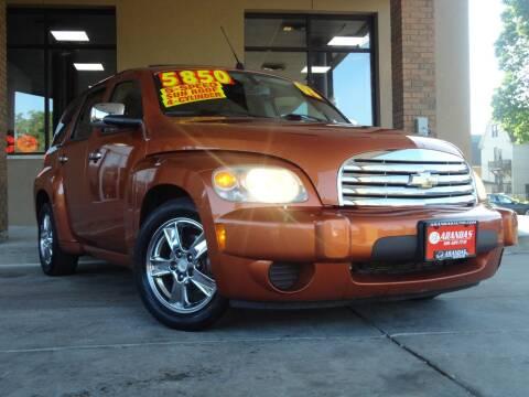 2008 Chevrolet HHR for sale at Arandas Auto Sales in Milwaukee WI