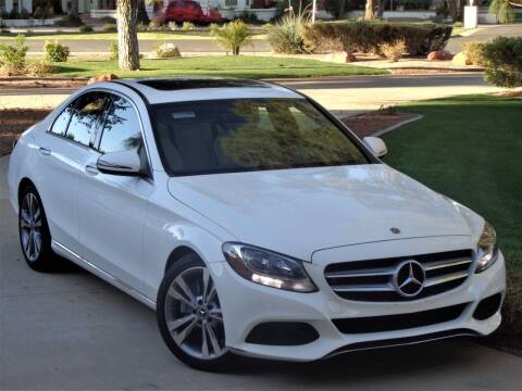 2018 Mercedes-Benz C-Class for sale at AZGT LLC in Phoenix AZ