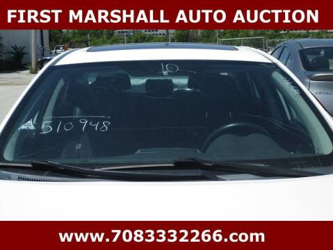 2010 Toyota Corolla for sale at First Marshall Auto Auction in Harvey IL