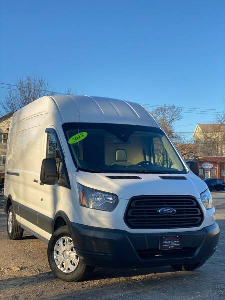 2018 Ford Transit Cargo for sale at Best Cars Auto Sales in Everett MA
