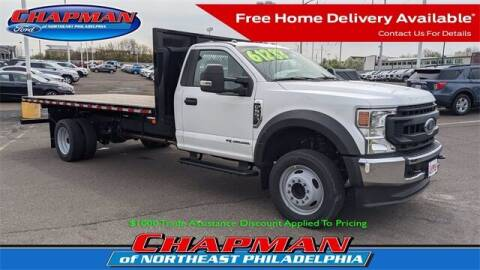 2020 Ford F-550 Super Duty for sale at CHAPMAN FORD NORTHEAST PHILADELPHIA in Philadelphia PA